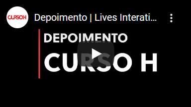 Video Depoimento Curso Regular