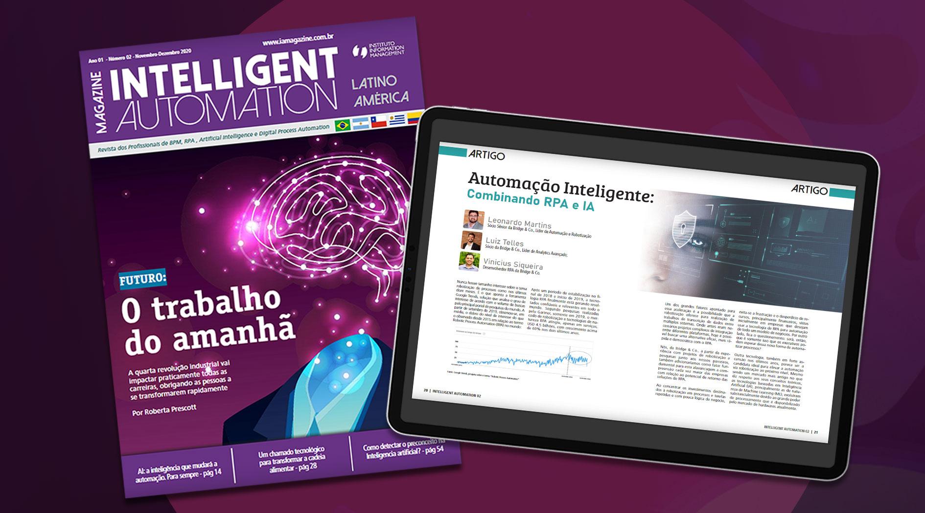 Revista Intelligent Automation