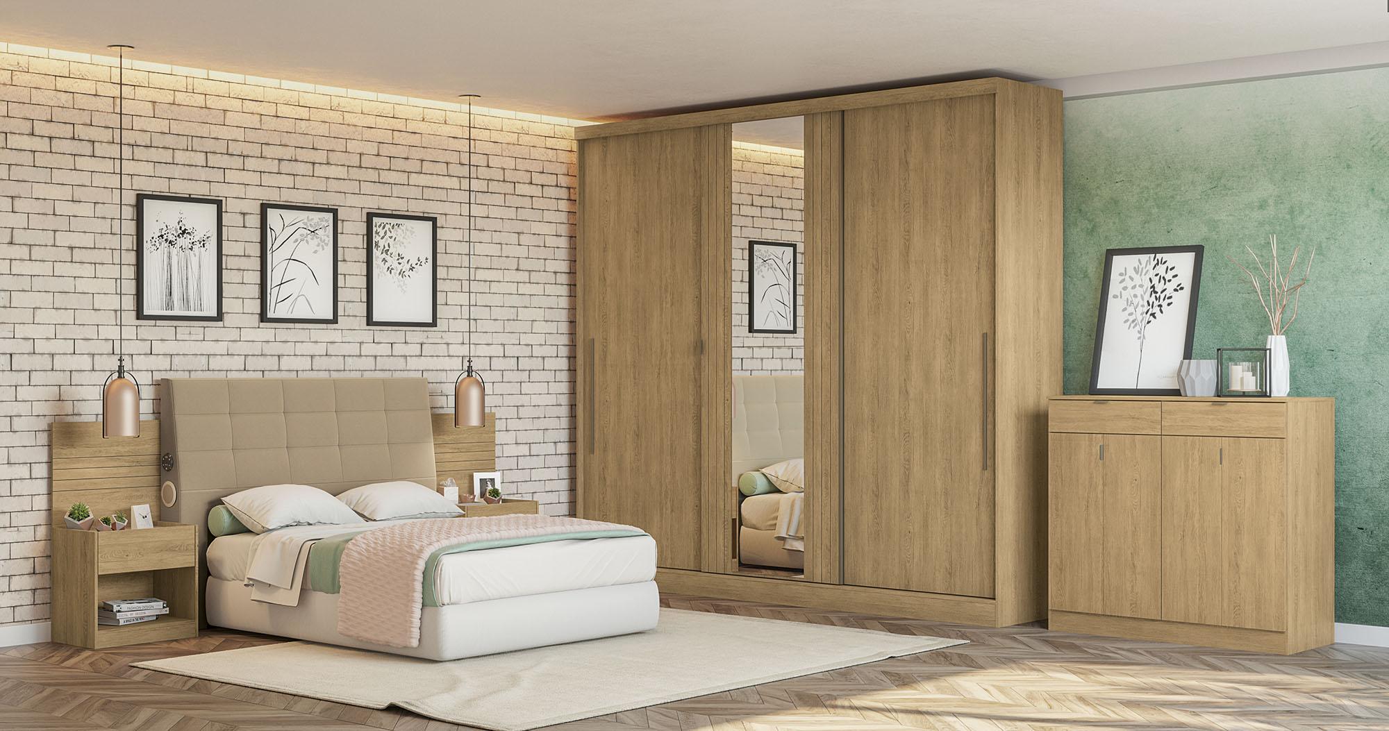 Dormitório Freijó