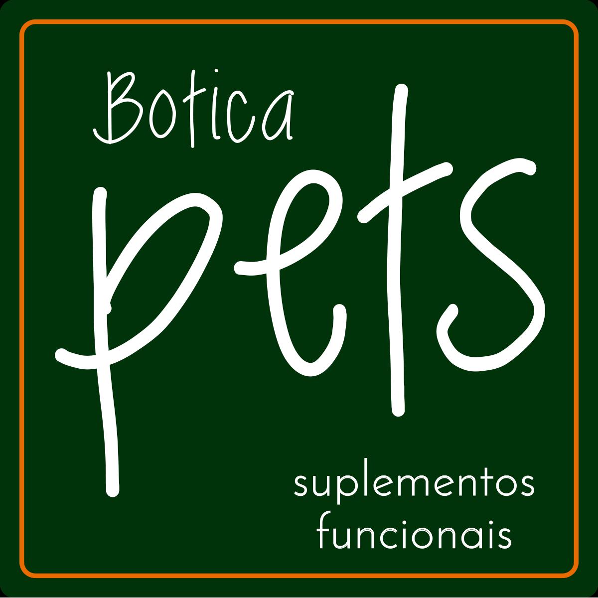 Logo da Botica Pet - ansiedade canina