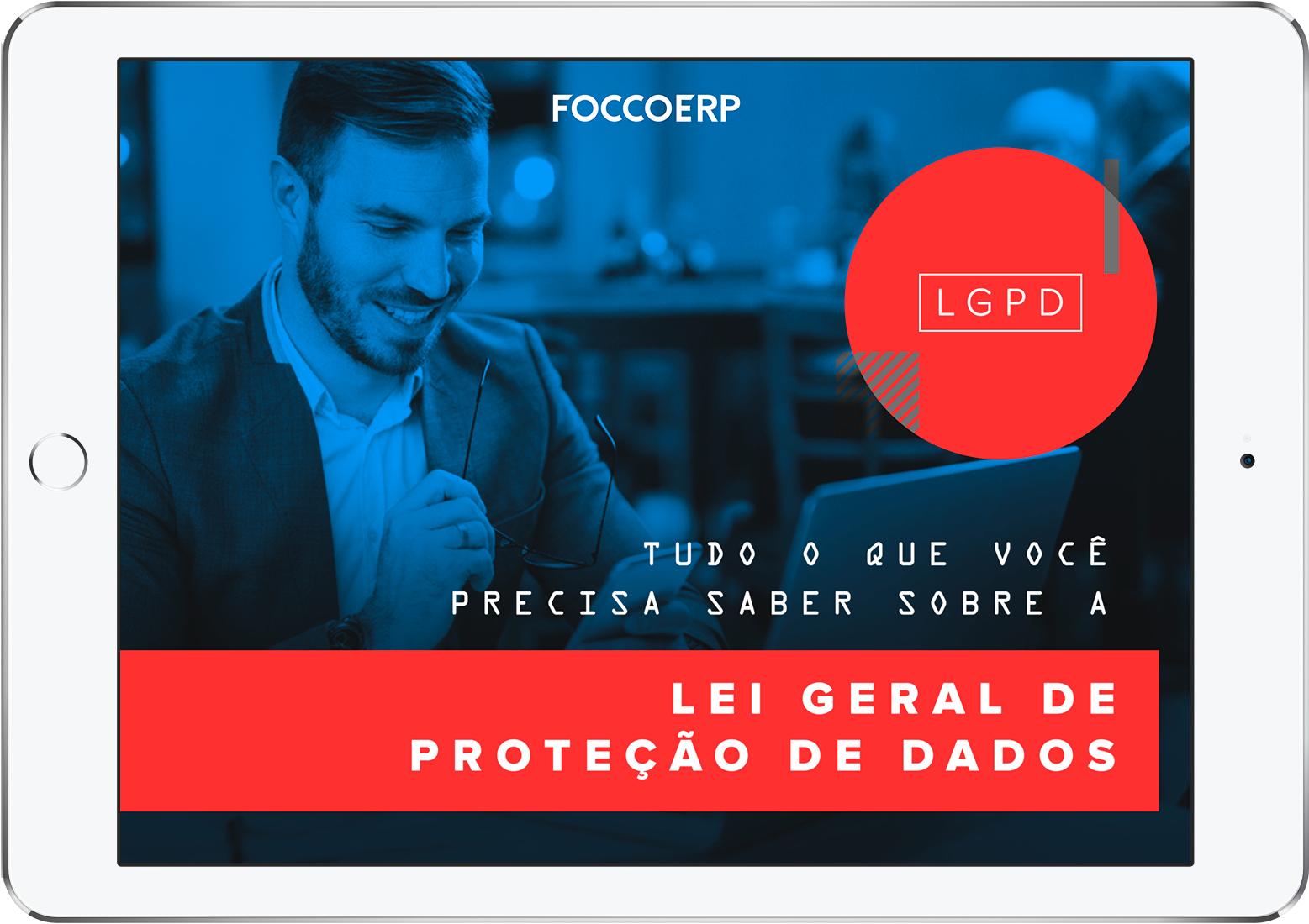 E-book sobre LGPD