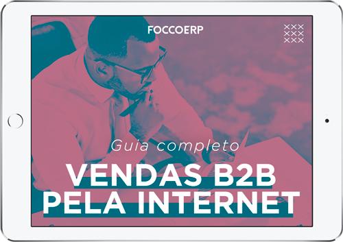 Guia completo - Vendas B2B pela Internet