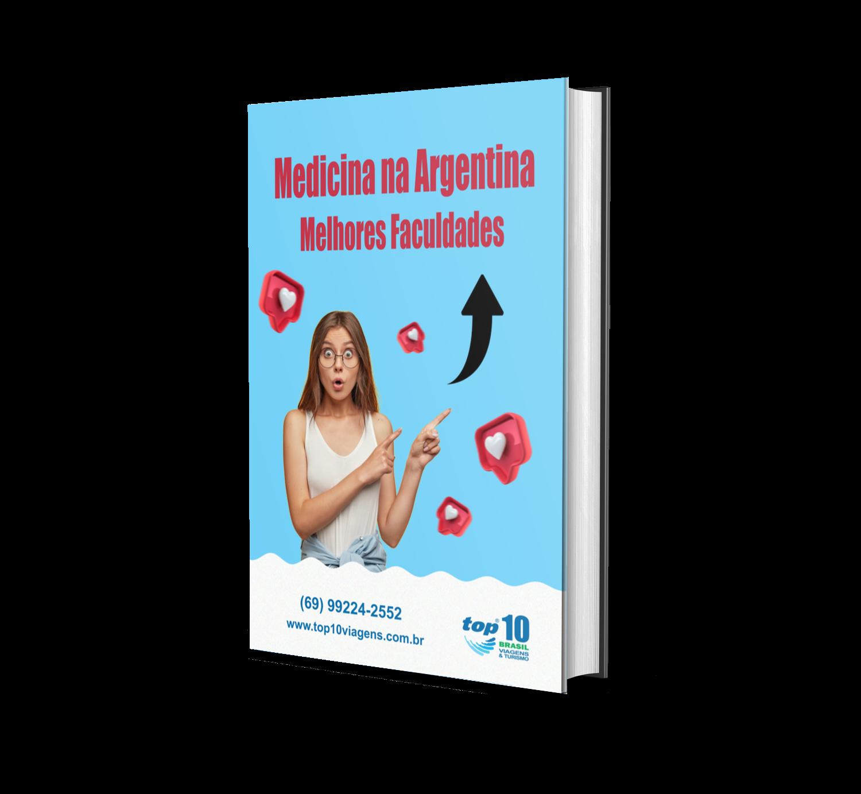 E-book faculdade de medicina na Argentina