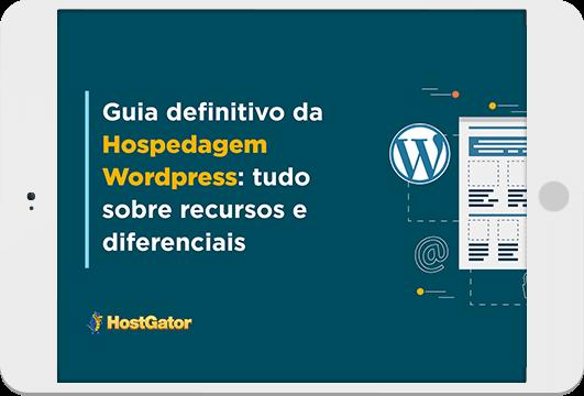 Guia da Hospedagem WordPress