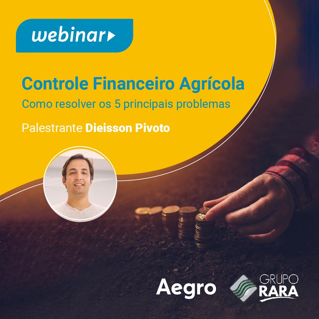 Webinar Controle Financeiro Agrícola