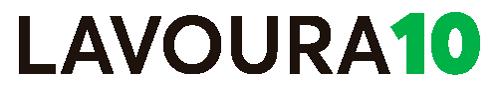 logos Lavoura10 e Aegro