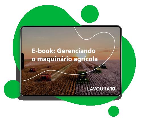 E-book Gerenciando o maquinário agrícola (meramente ilustrativo)