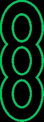 ícone verde que representa a soja