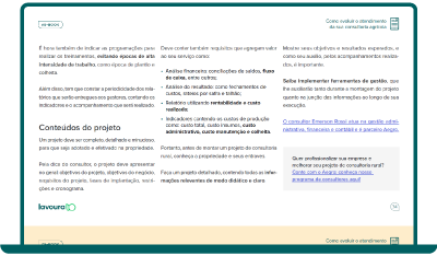 Imagem de um laptop verde escuro mostrando a visualização de parte da do e-book sobre atendimento ao cliente