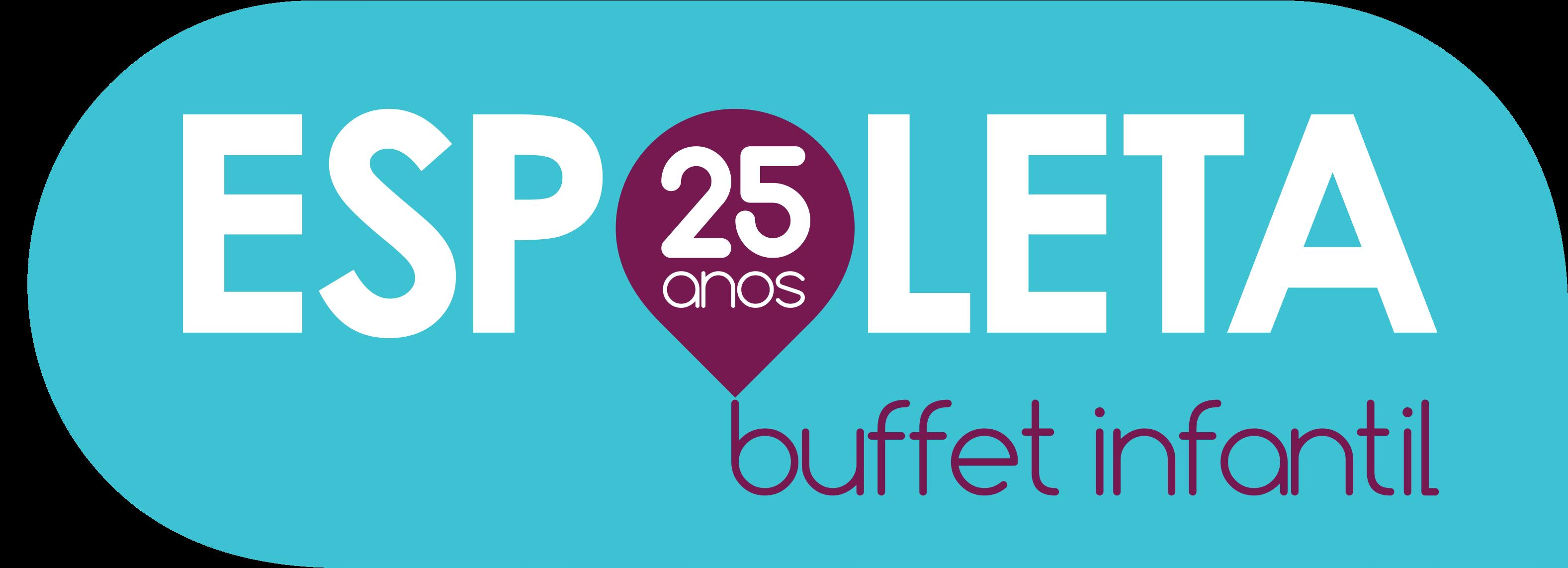 Logo Espoleta Buffet Infantil