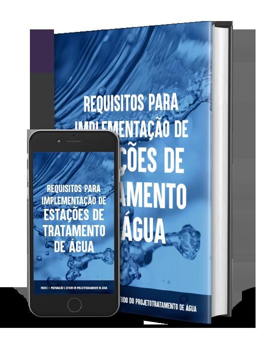 Ebook sobre Implementação de Estação de Tratamento de Água