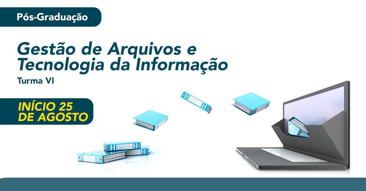 Gestão de arquivos e tecnologia da informação