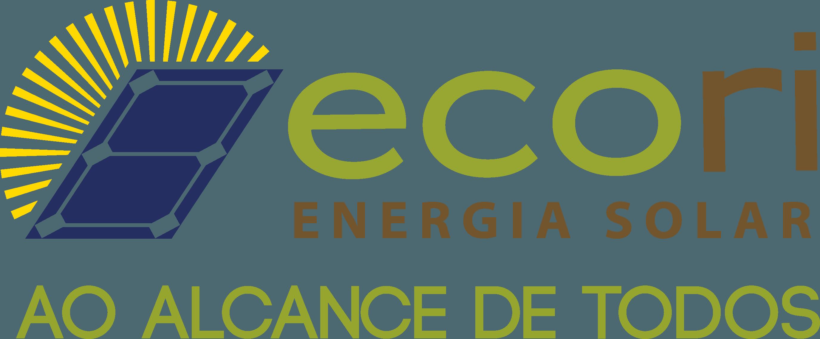 Logomarca Ecori Energia Solar