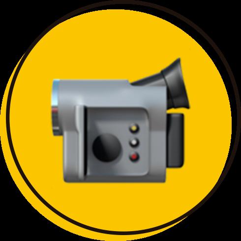 Ícones - Câmera