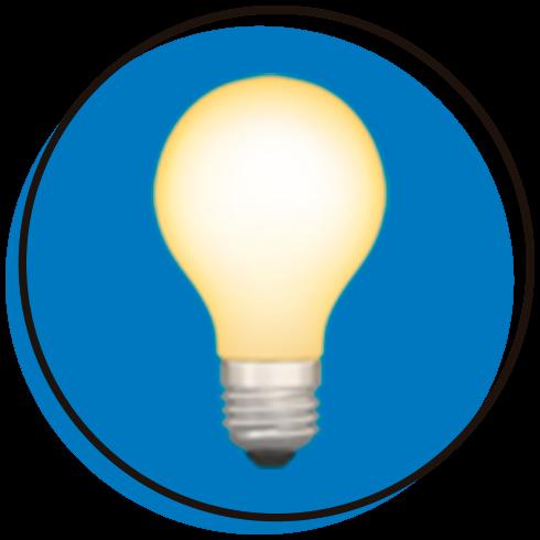 Ícone - Lâmpada
