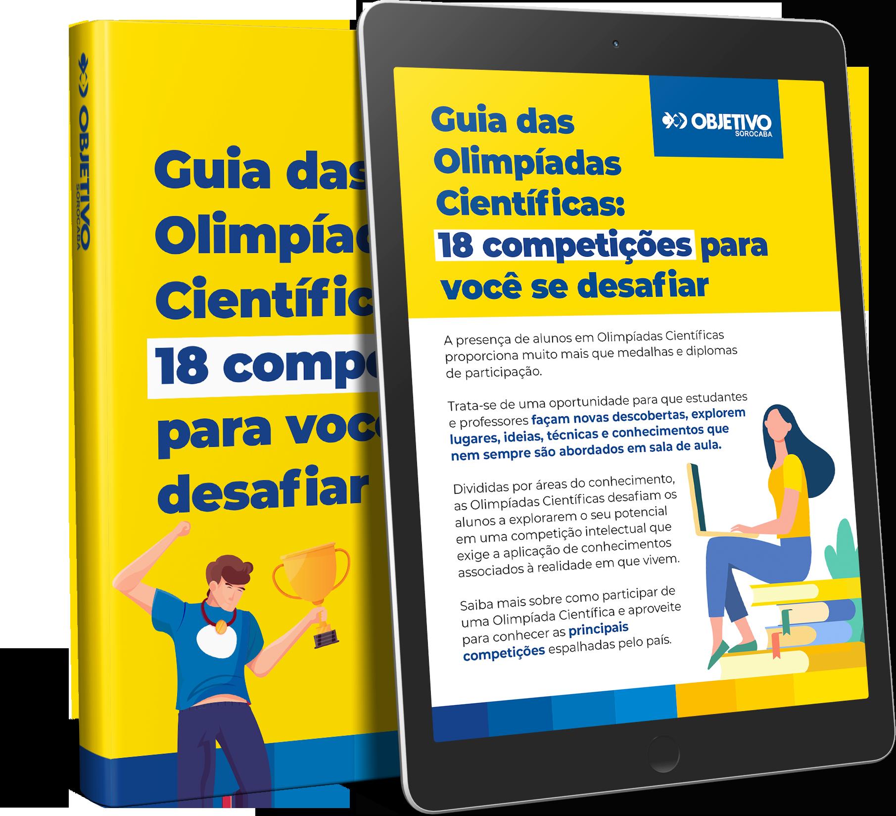 Guia Olimpíadas Científicas