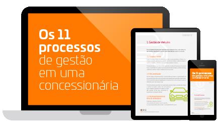 os 11 processos de gestão em uma concessionária