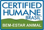 Logo Certified Humane Brasil
