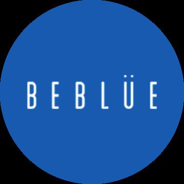 logo beblue