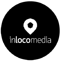 logo in loco media