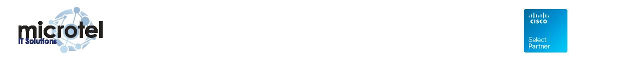 Logo Microtel IT e Cisco select partner