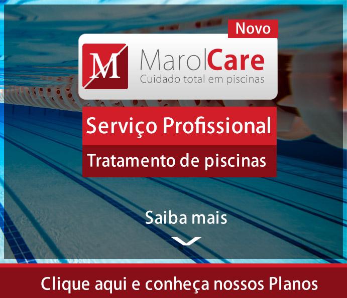 Marol Care - Serviço profissional para limpeza de piscina coletiva