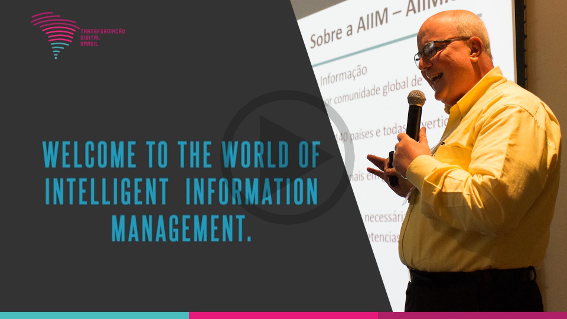 intelligente information management