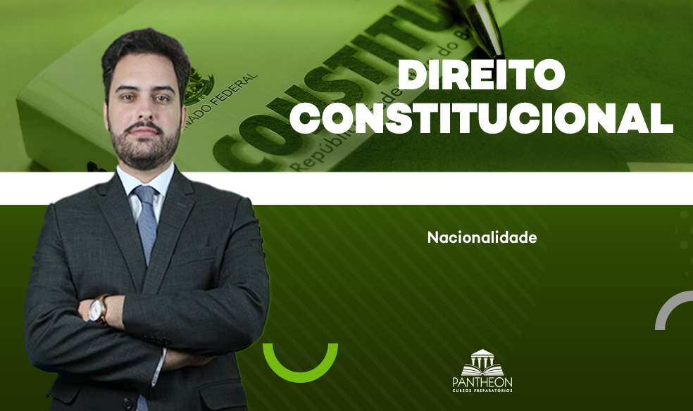 OAB - Resumo Esquematizado - Direito Constitucional (Nacionalidade)
