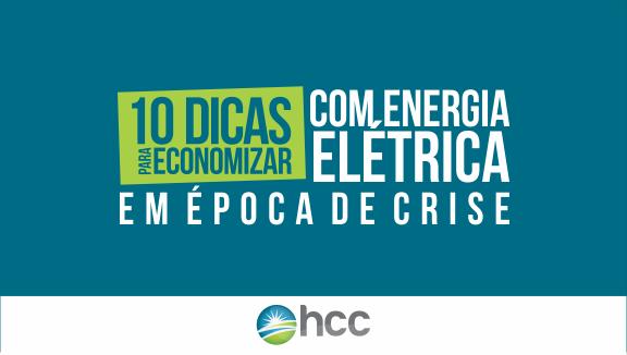 10 dicas para economizar com energia elétrica