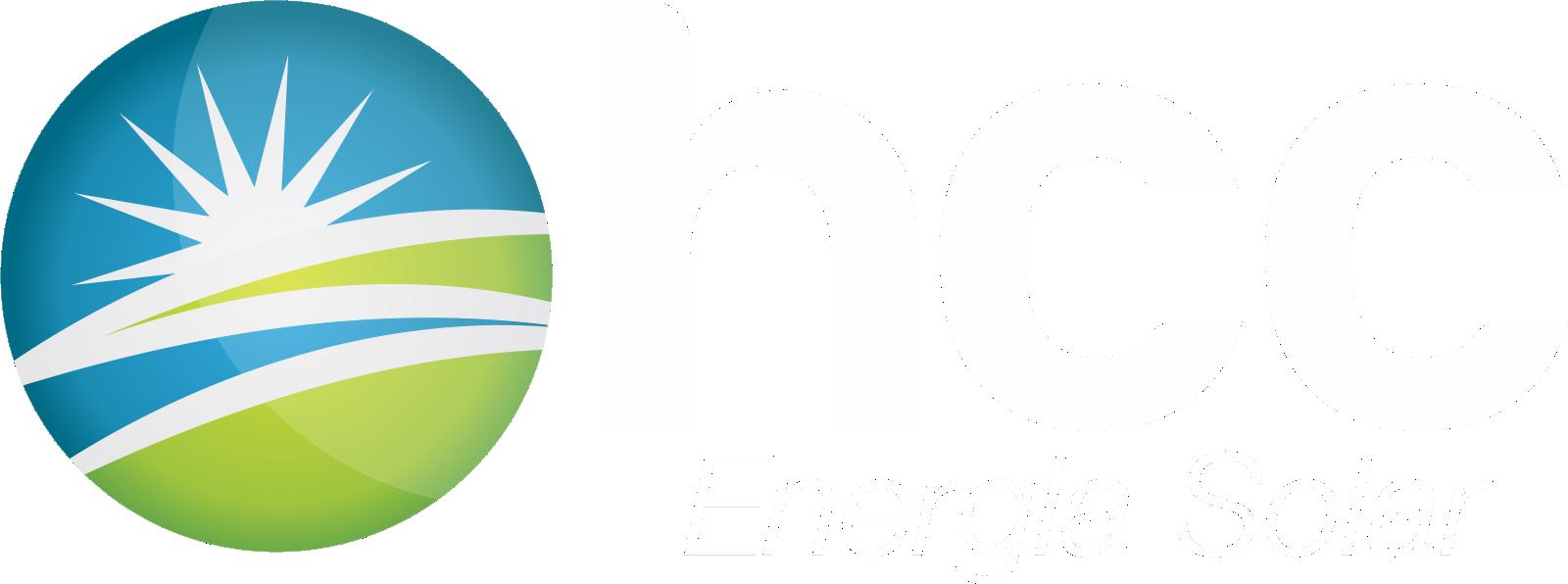 logo hcc energia solar para empresas