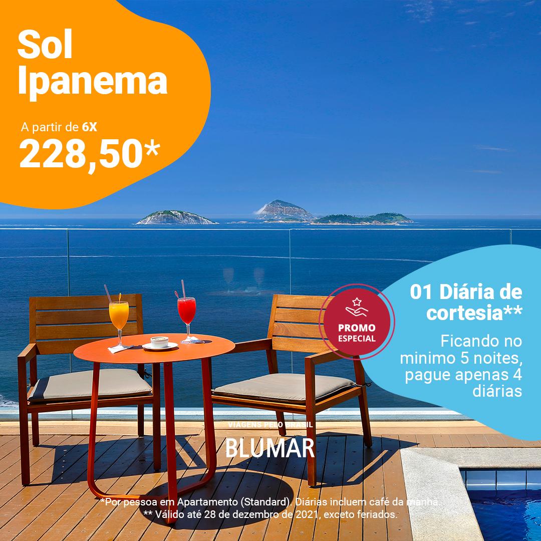 Sol Ipanema