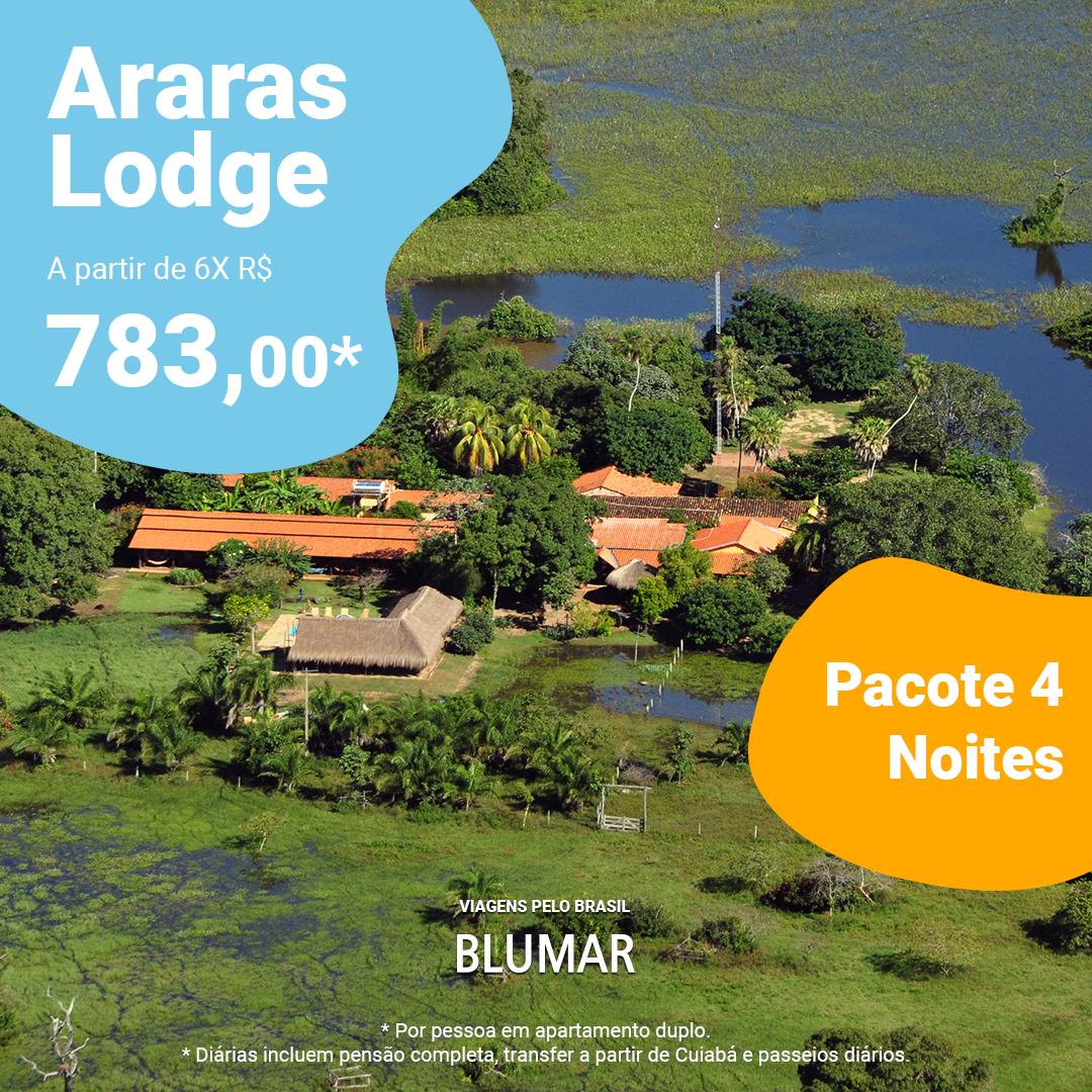 Araras Lodge