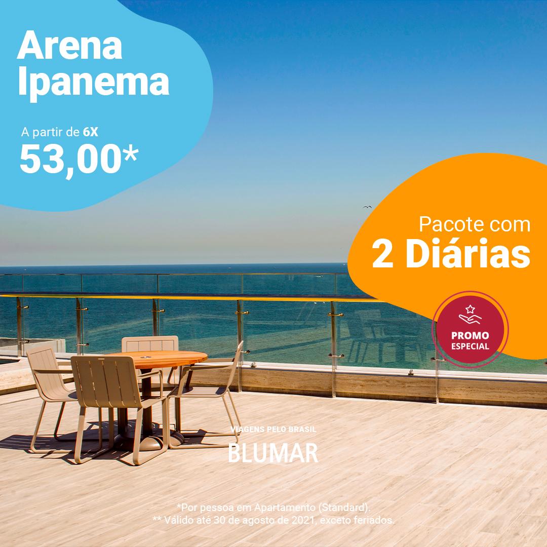 Arena Ipanema
