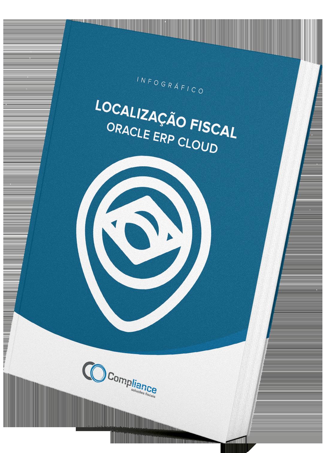 Oracle ERP Cloud Localização Fiscal Brasil