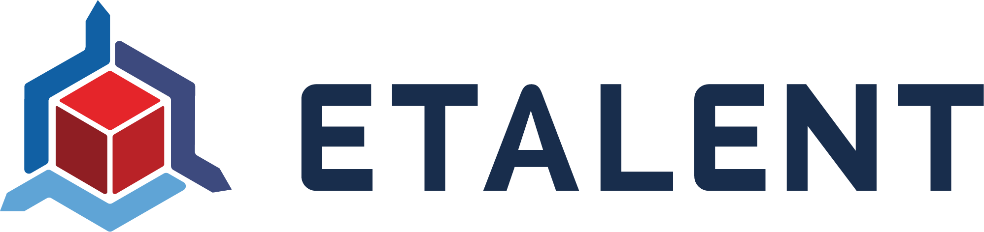 Logotipo ETALENT Colorido
