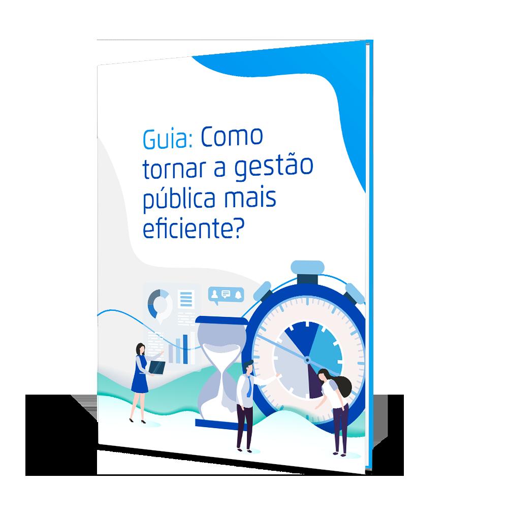 Ebook Guia:Como tornar a gestao publica mais eficiente
