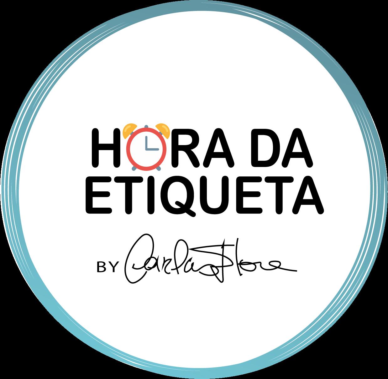 Site- Hora da Etiqueta