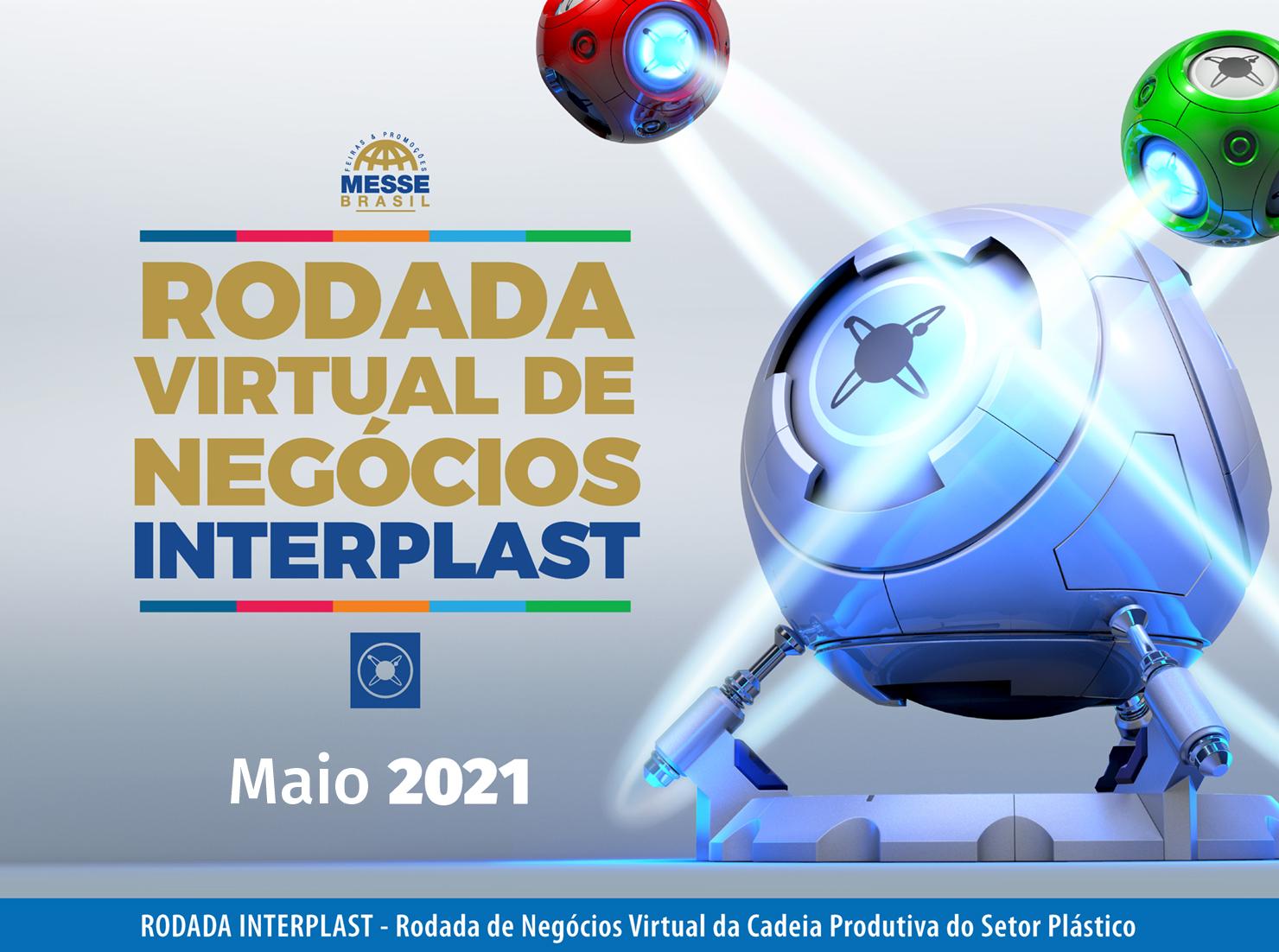 3ª Rodada Virtual de Negócios da Construção Civil de Santa Catarina - Messe Brasil - Março 2021