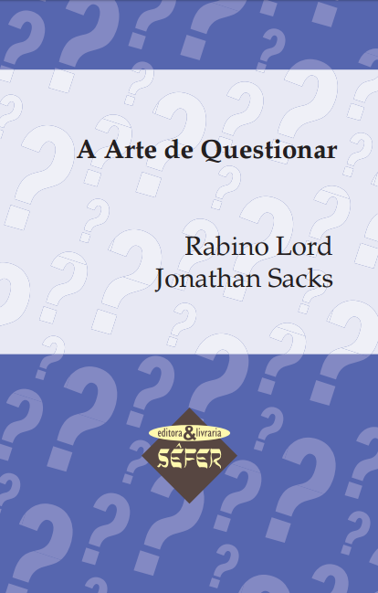 A arte de questionar | Editora e Livraria Sefer