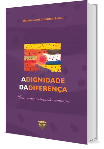 A Dignidade da Diferença - Editora e Livraria Sêfer