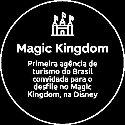 Magic Kingdom: Primeira agência de turismo do Brasil convidada para o desfile no Magic Kingdom, na Disney