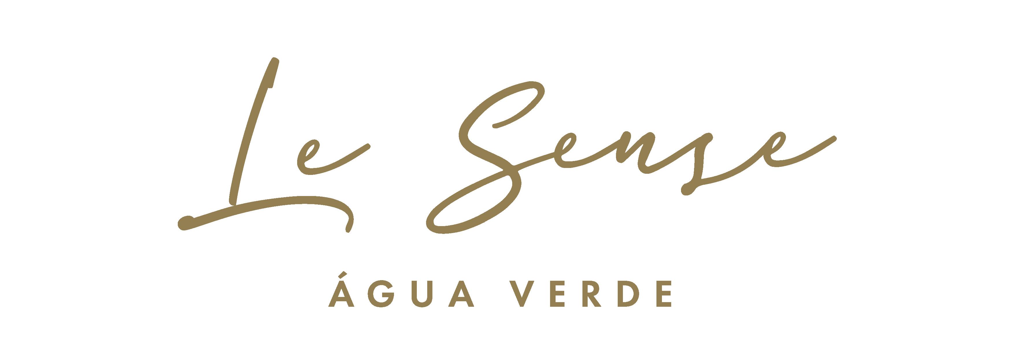 Logo Le Sense, apartamentos à venda no Água Verde