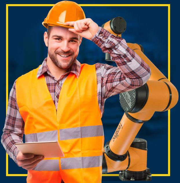 retorno do investimento em robótica industrial Fersiltec