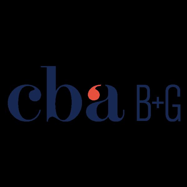 Logo CBA B+G