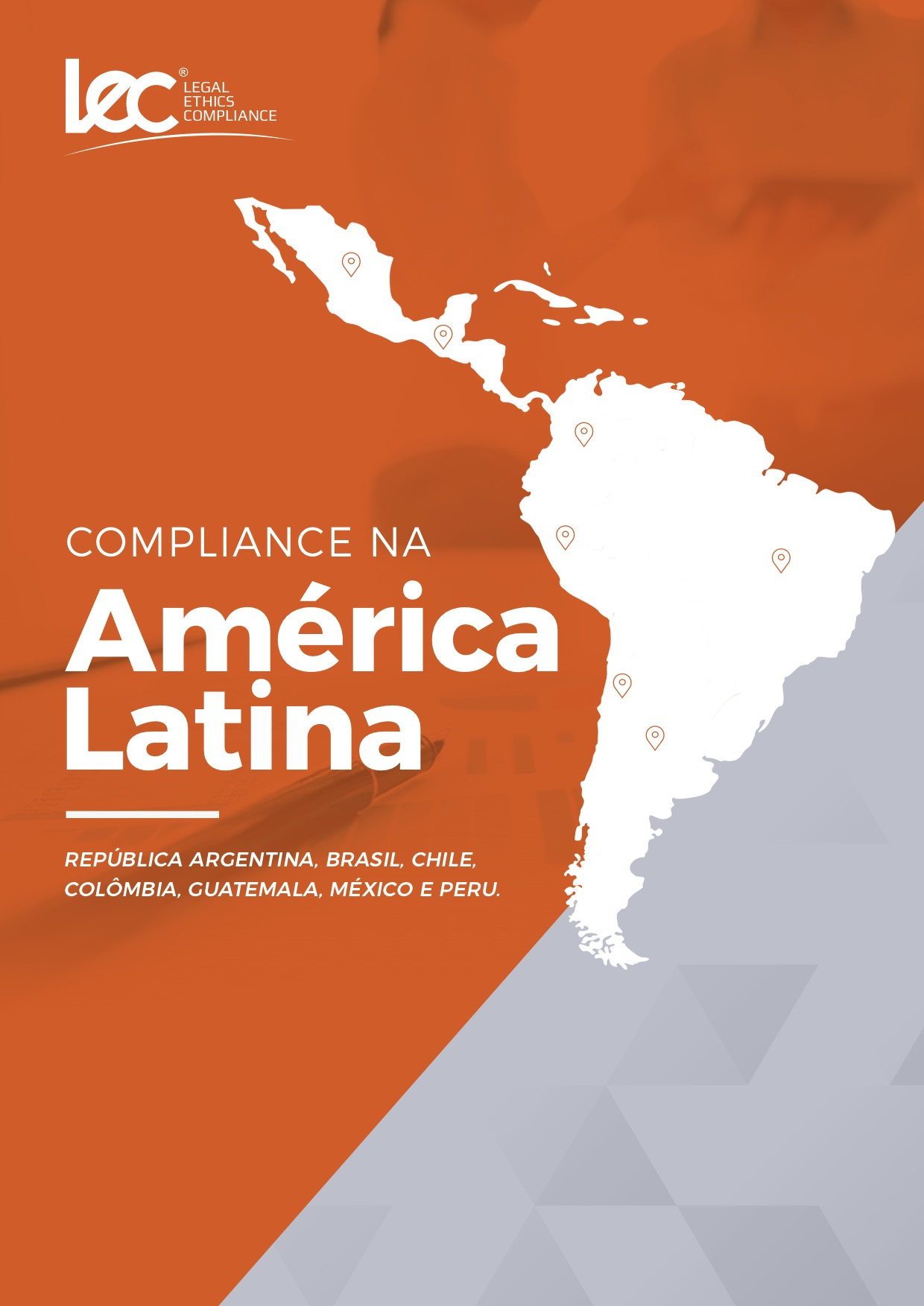 Capa ebook compliance na américa latina