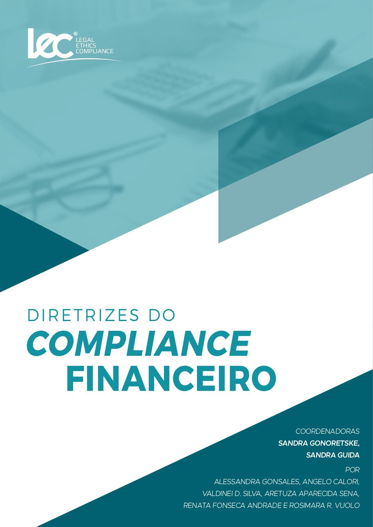 Capa Ebook Diretrizes do Compliance Financeiro