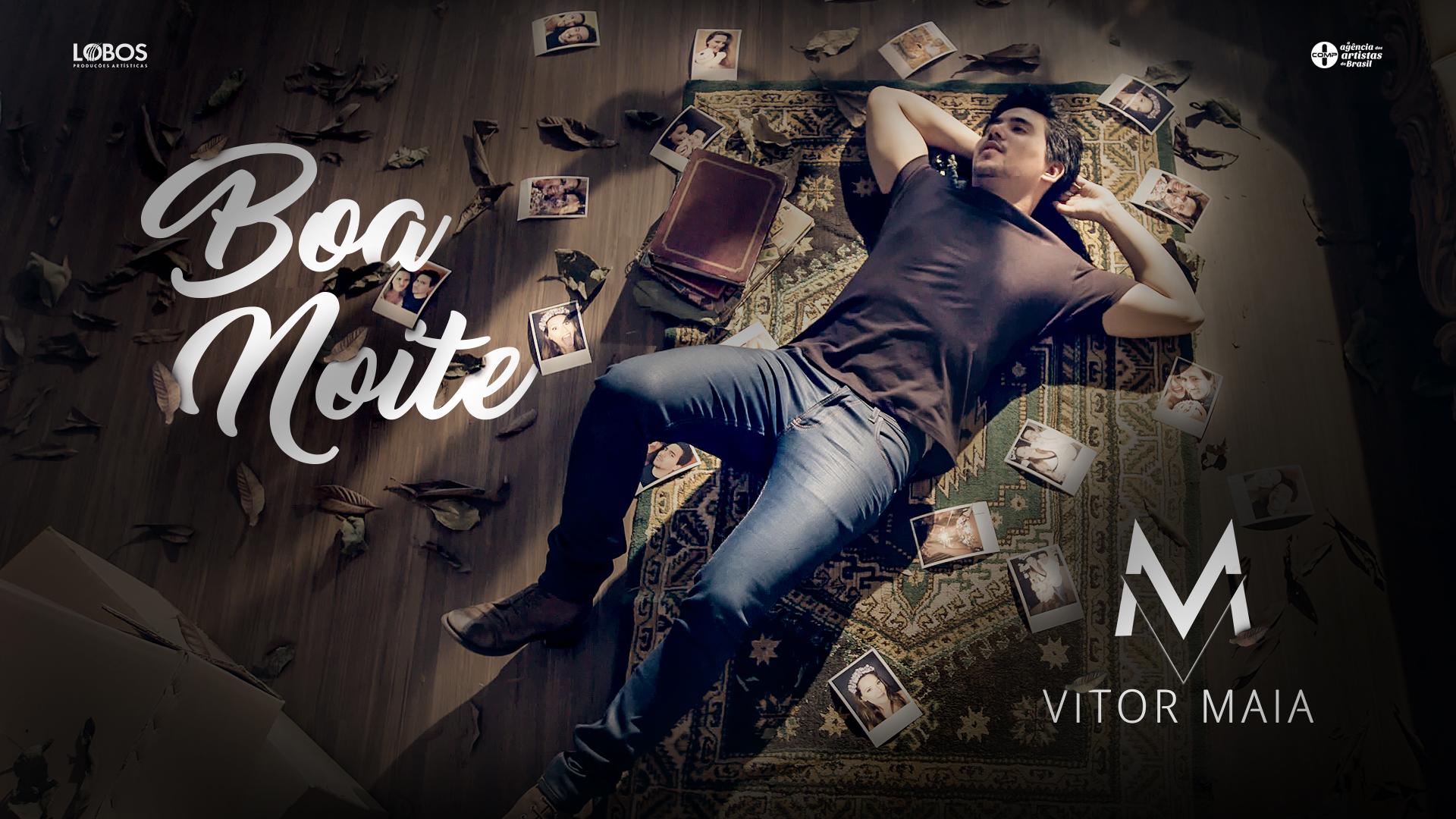 Marketing Artistico de cantor Vitor Maia