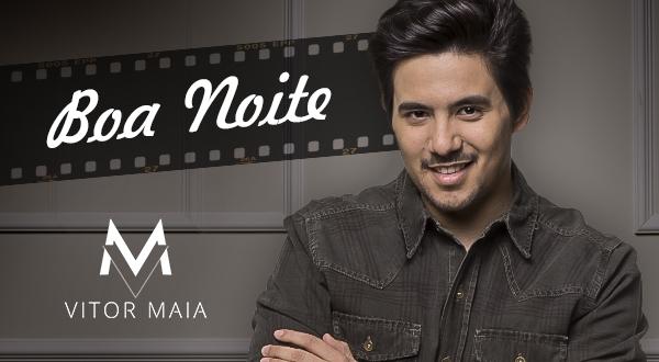 Marketing Artistico de cantor Vitor Maia antes da ICOMP