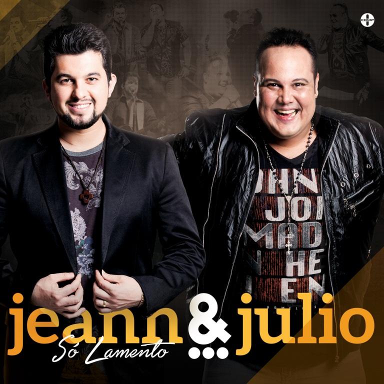 nova logo sertanejo para dupla Jeann e Julio