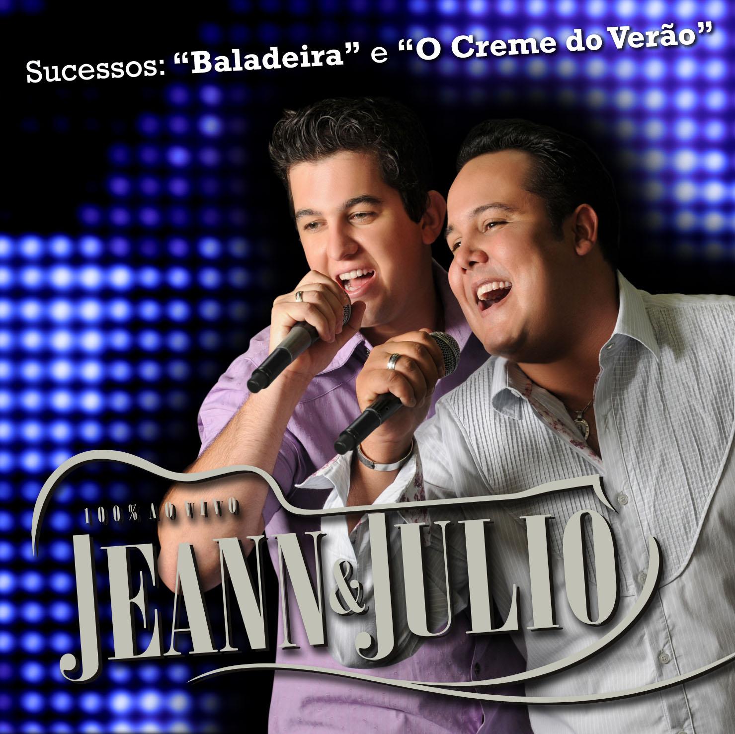 logo dupla sertaneja Jeann e Julio